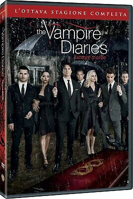 Vampire Diaries (The) - Stagione 08 (3 Dvd)