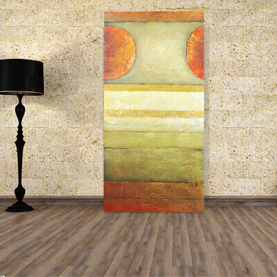 Modern Abstract Hand-painted Oil Painting On Canvas Home Decor Wall Art - Framed
