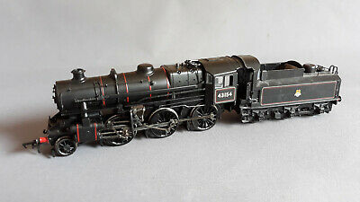 Bachmann Br Ivatt #43154 Factory Dcc Missing Buffer Good Cond Boxed Oo Scale(Ky)