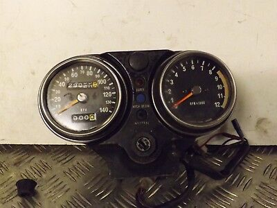 kawasaki kh250 kh400 76-  clocks instruments speedo