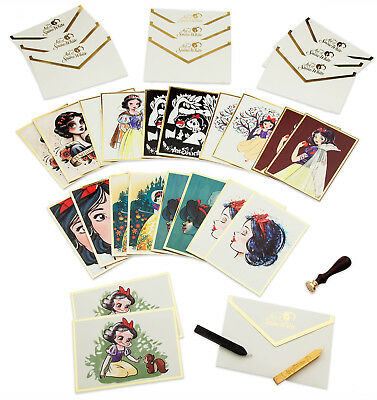 Ensemble de cartes de correspondance ♥ Art of Snow ♥ Disney