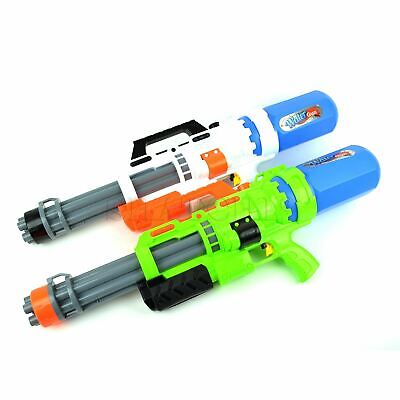 26 Inch Large Big Cannon Water Gun Pump Action Summer Outdoor Garden Game Toys