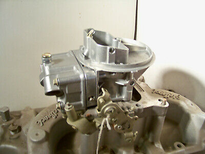 REBUILT HOLLEY 4412-1 500cfm Turbo Street/Race IMCA WISSOTA