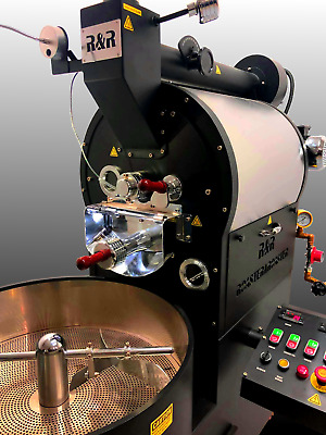 R&R - 15 (15kg) Commercial Coffee Roaster