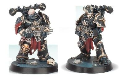 Chaos Space Marines x2 - Unboxed blackstone fortress - 40k