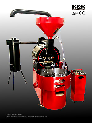 R&R - 30 (30kg) Commercial Coffee Roaster