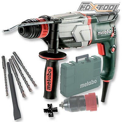 METABO Kombihammer KHE 2860 Quick Set 5teilig Art.Nr 600878500 4007430306609