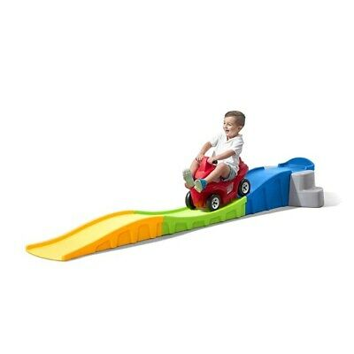 Step2 Anniversary Edition Up & Down Roller Coaster - Kids Toy Roller Coaster