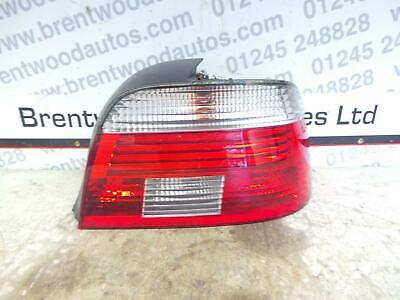 BMW 5 Series 2002 E39 Right OS Drivers Taillight  Saloon