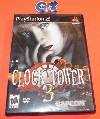 ps2 clock tower 3