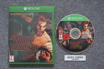 The Wolf Among Us  Xbox One Game  - 1st Class FREE UK POSTAGE