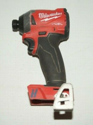 Milwaukee 2853-20 Impact Driver 1/4 in. Hex 18-Volt Lithium-Ion (Tool-Only) U89