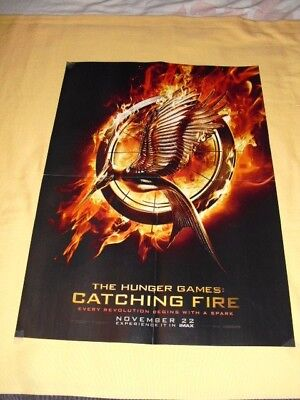 POSTER The Hunger Games :Catching Fire / The Vampire Diaries