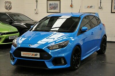 "2016 (66) Ford Focus Rs Mk3, Sync 2 Nav, Lux Pack, 19"" Forged Alloys, Low Owners"