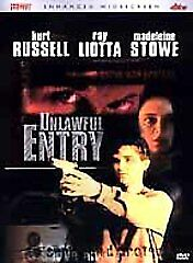 Unlawful Entry (2001 DVD) Kurt Russell/Ray Liotta/Madeline Stowe/Enhanced WS OOP
