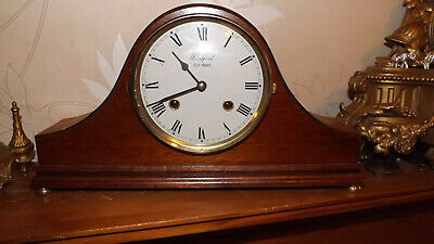Vintage Woodford Clock With Hermle 130-070 Movement