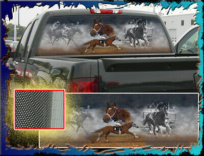 """EAGLE /""""Truck Rear Window Graphic/"""" Free Add Text"""