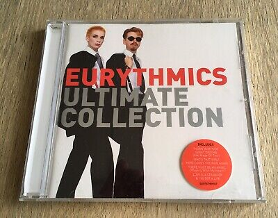 The Eurythmics - Ultimate Collection - Greatest Hits CD album the very best of