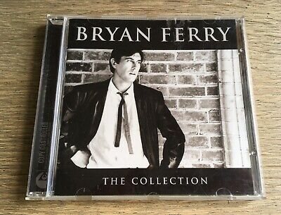 Bryan Ferry - The Ultimate Collection CD Album - Greatest Hits - very Roxy Music