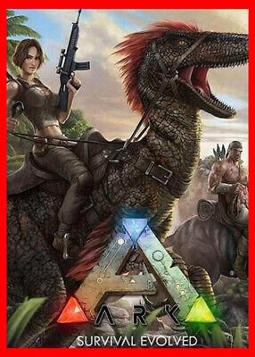 ARK: Survival Evolved mysterious island game PC Steam  CD KEY  fast delivery