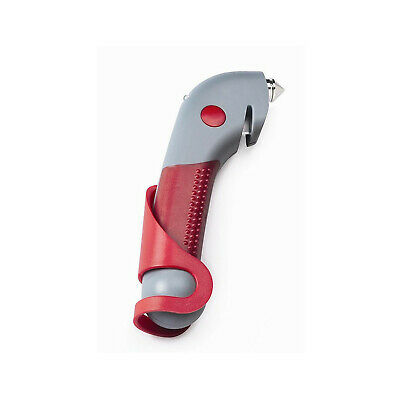 Genuine Sparco Safety Hammer with Light and Seatbelt Cutter