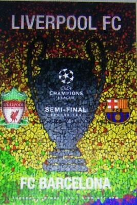 Liverpool Barcelona Champions League Official 2019 Sell Out Programme
