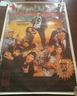 "Mallrats - Movie Poster 24""x36"" (Free Shipping)"