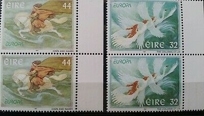 EIRE~Ireland Small Selection Europa Tales & Legends~C813/4~Please See Scan~MNH