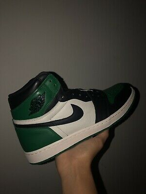 reputable site fc2d7 1d42f Air Jordan 1 Retro High OG  Pine Green  SIZE 11