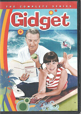 GIDGET: The Complete Series (DVD 2014 3-Disc Set) (X1)