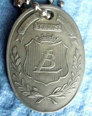 "Vintage Charge Coin Tag: ""LIT BROTHERS"" Philadelphia Dept Store; Women's Hats"