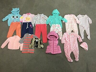 Baby Girls Winter Pack Bundle Size 0