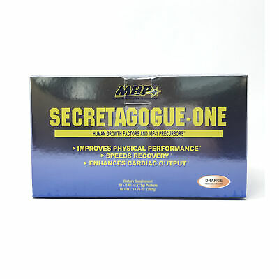 MHP Secretagogue One for Recovery, Performance - 30 Packets - Orange