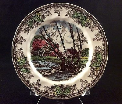 WILLOW BY BROOK Friendly Village by Johnson Bros - Salad Plate - MULTIPLE AVAIL.