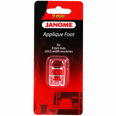 Janome Applique Foot (Ap) For 9Mm Sewing Machines