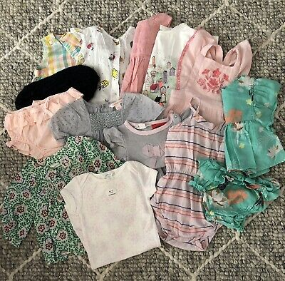 Baby Girls Bundle, Country Road, Seed, H&M 3-9 months