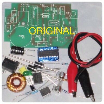 Lead Acid Battery DESULFATOR Charger Regenerate 7-30 Amps BATTERY KIT
