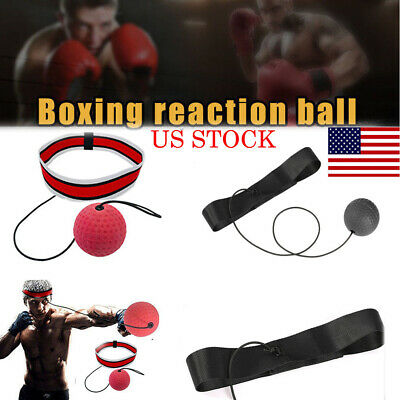 Boxing Training Ball Punch Boxing Equipment Accessories Speed Ball M5BD