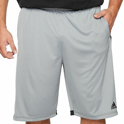 Mens Big and Tall adidas 3G Speed Athletic Shorts Size 3XLT NWT Size 3XLT