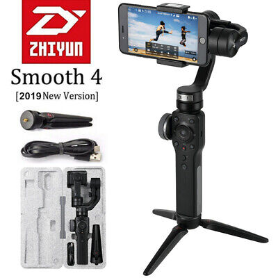 Zhiyun Smooth 4 3-Axis Handheld Gimbal Stabilizer for Smartphone With Tripod