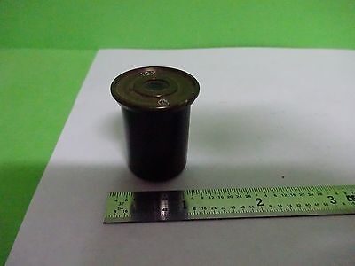 Microscope Part Vintage Eyepiece 10X Optics As Is Bin#v7-39