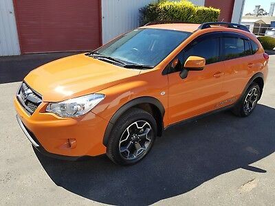 2014 Subaru XV automatic 64km not damaged ideal export drives like new car