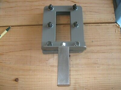 Mounted Hardy Shank ONLY when you  buy a Blacksmith Guillotine Tool, Many Sizes