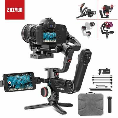 Zhiyun Crane 3 LAB Standard Kit 3-Axis Handheld Gimbal Stabilizer F. DSLR Camera