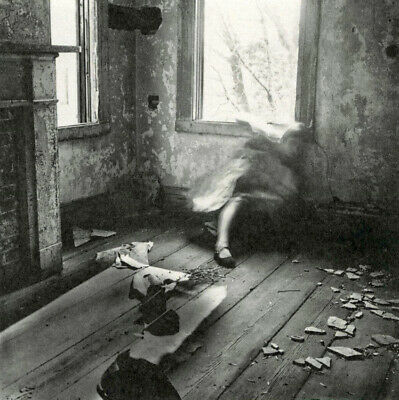 Framed Francesca Woodman House Photography Wall Art Poster 47 36 24 16 Inches
