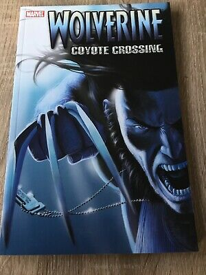 Marvel Comic Book - Wolverine - Coyote Crossing