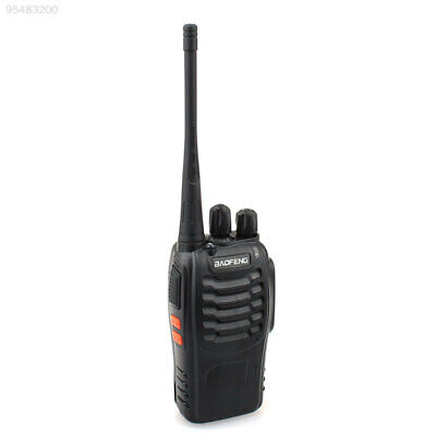 48BB Baofeng BF-888S Walkie Talkie Interphone Transceviers 400-470MHz 16CH UK