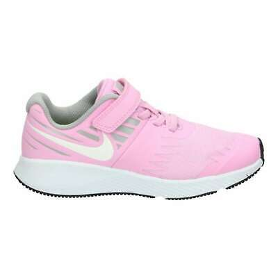 SCARPE BAMBINA JUNIOR SNEAKER NIKE STAR RUNNER PS 921442 NERO FUXIA BLACK SILVER