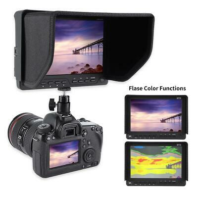 "BESTVIEW S7II HD 7""Screen 4K 3G-SDI HDMI Video Camera Monitor For Camcorder/DSLR"