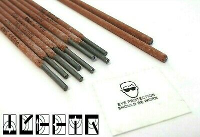 Super Optimal Welding Electrodes. E6010. 2.5mm. Length; 350mm. Rods *Top Quality